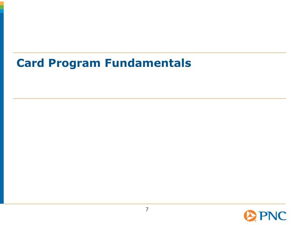 Card Program Fundamentals 7