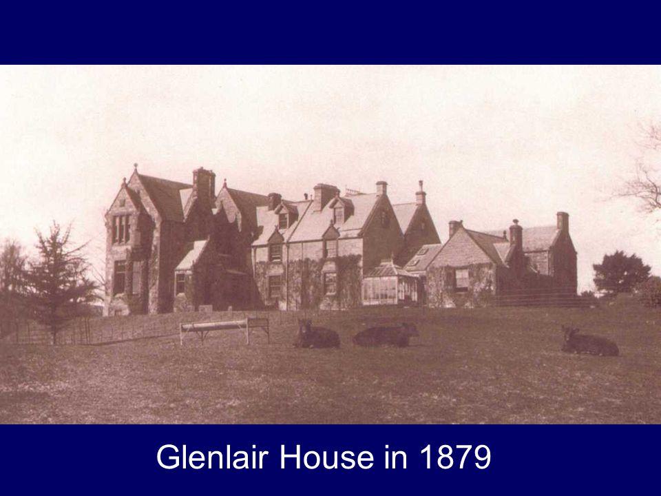 Glenlair House in 1879