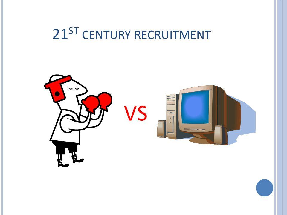 21 ST CENTURY RECRUITMENT VS
