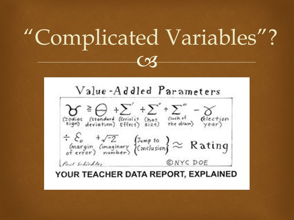  Complicated Variables