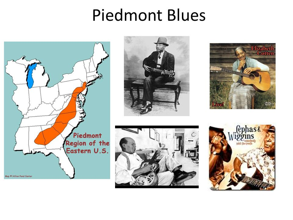 Piedmont Blues