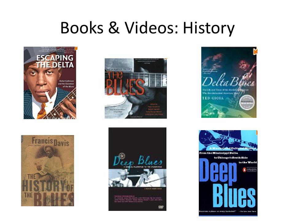 Books & Videos: History