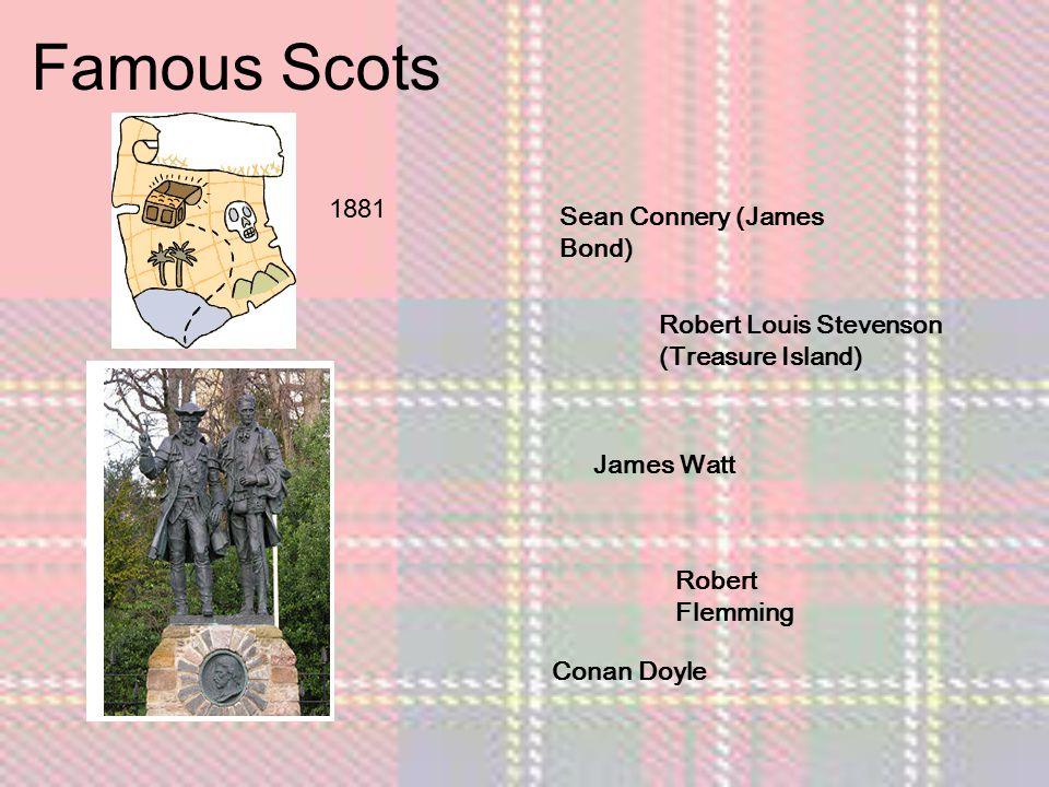 Famous Scots .