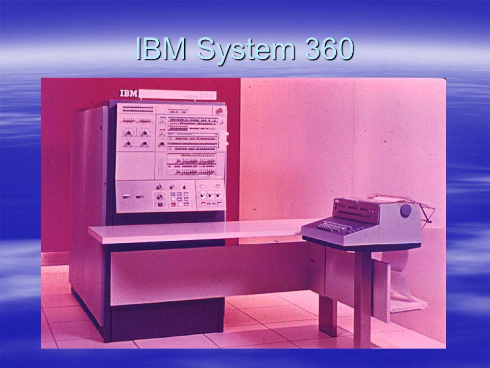 IBM System 360