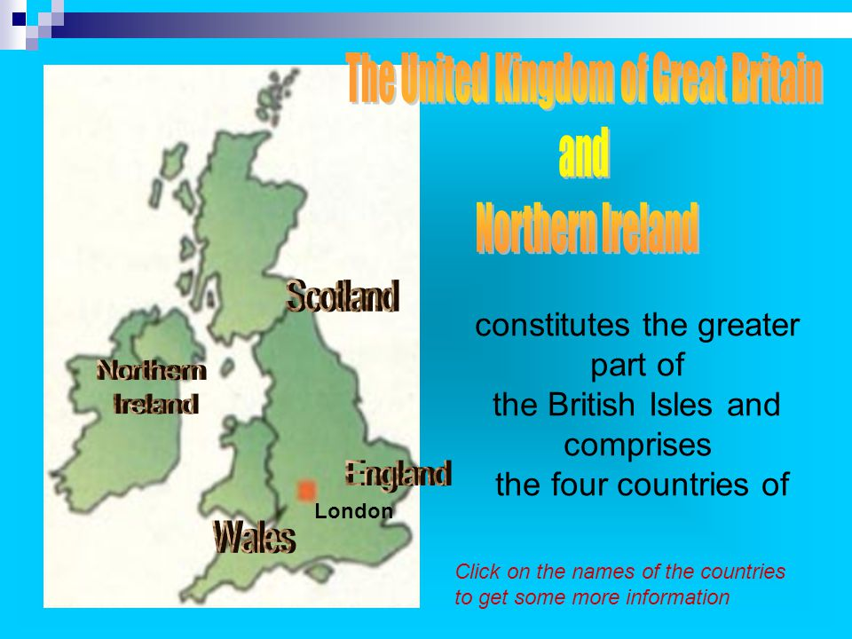 It's the largest country in the United Kingdom of Great Britain and Northern Ireland.