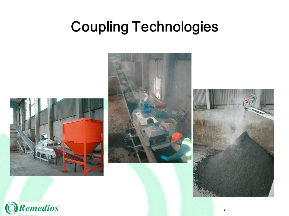 Coupling Technologies