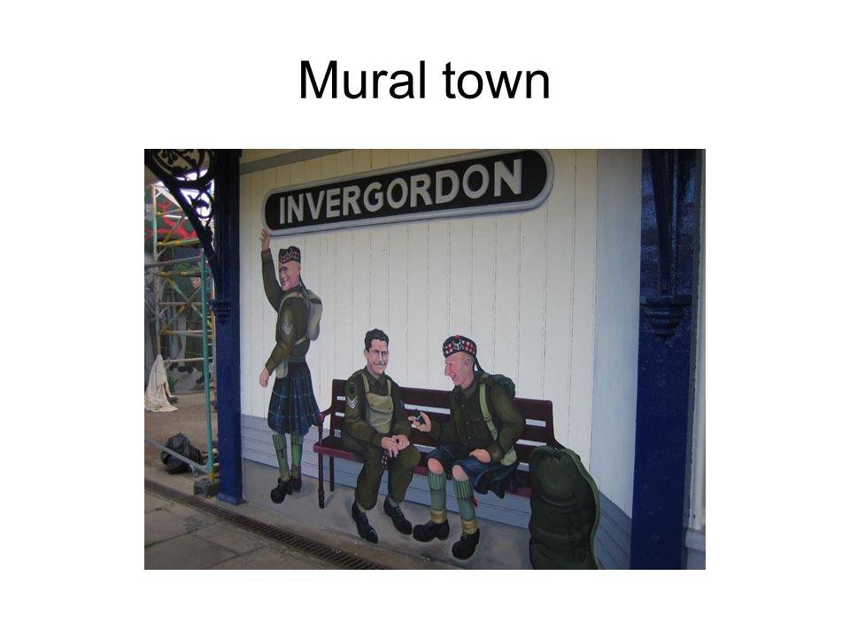 Mural town