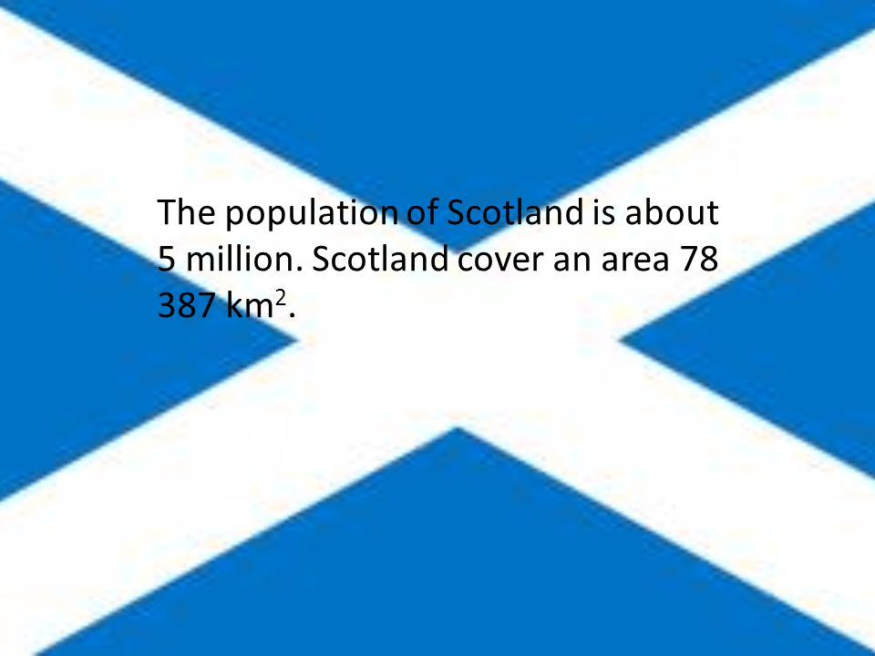 Important cities in Scotland are : Edinburgh, Glasgow, Stirling, Dundee, Aberdeen.