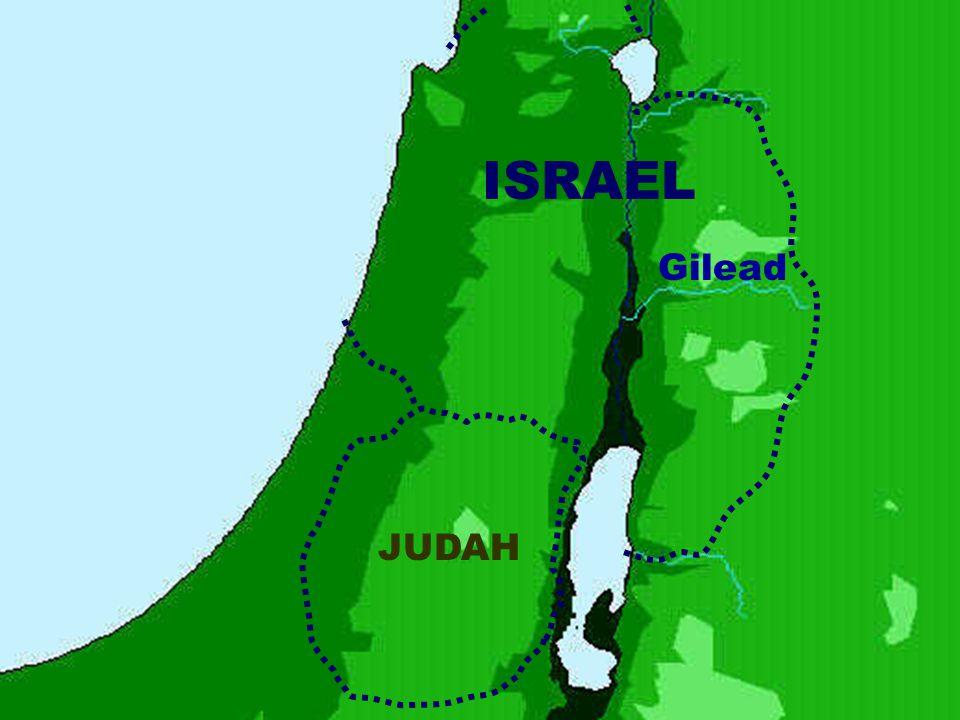 JUDAH ISRAEL Gilead