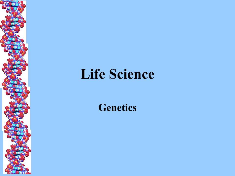 Life Science Genetics