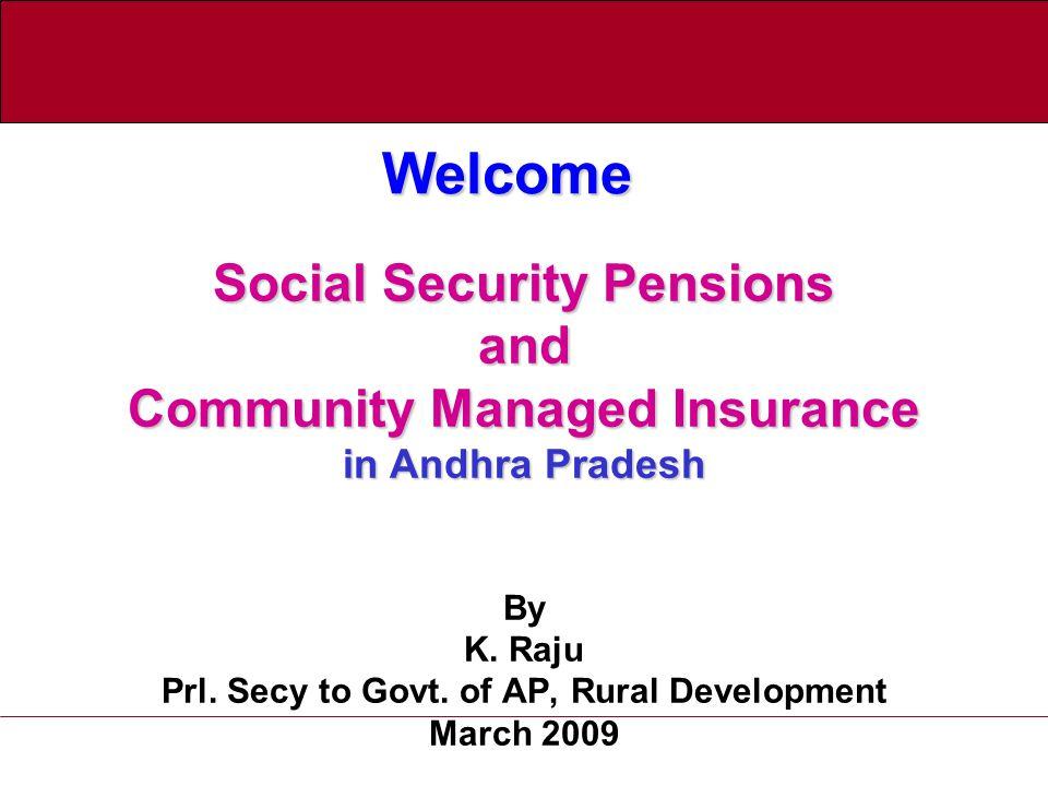 12 SOCIAL SECURITY PENSIONS