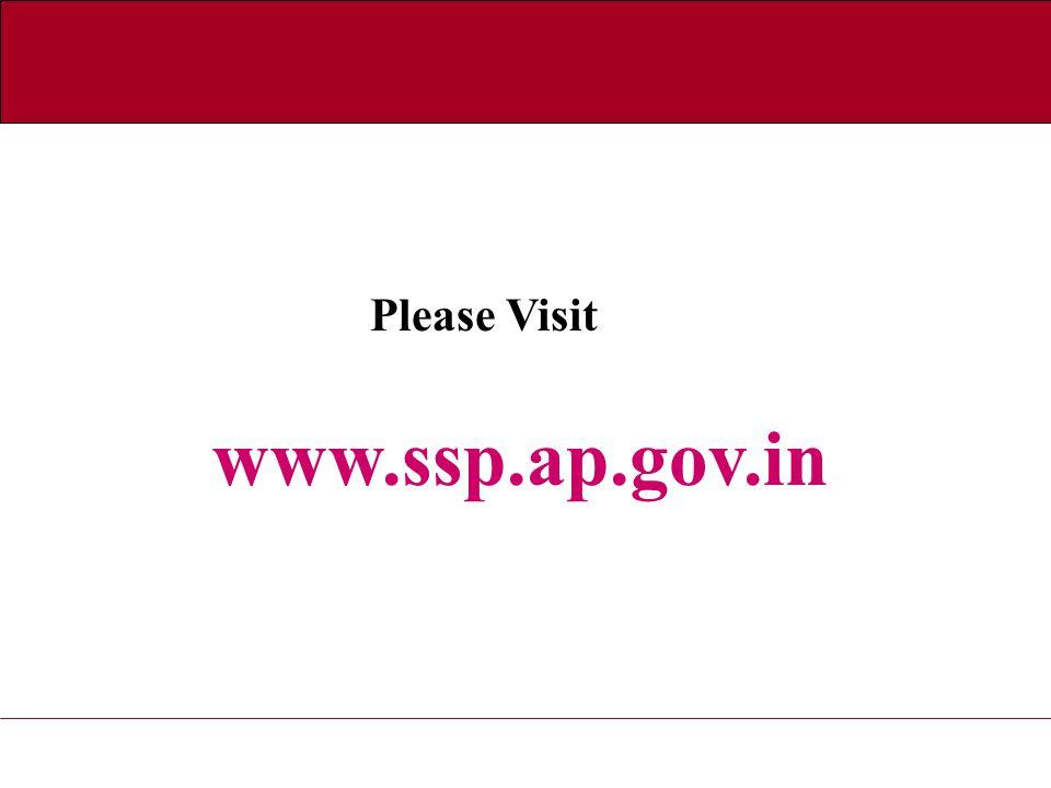 Please Visit www.ssp.ap.gov.in