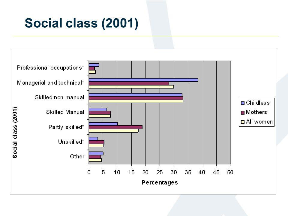 Social class (2001)