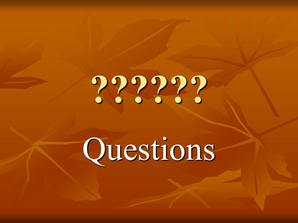 ?????? Questions