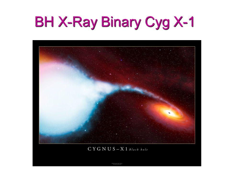 BH X-Ray Binary Cyg X-1 donor