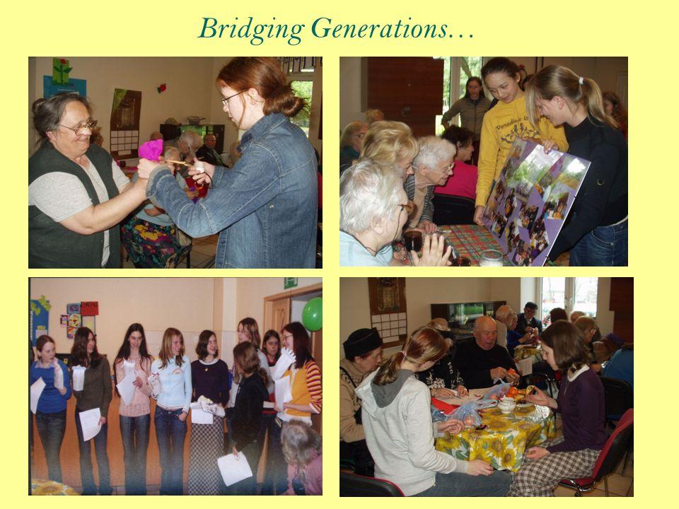 Bridging Generations…