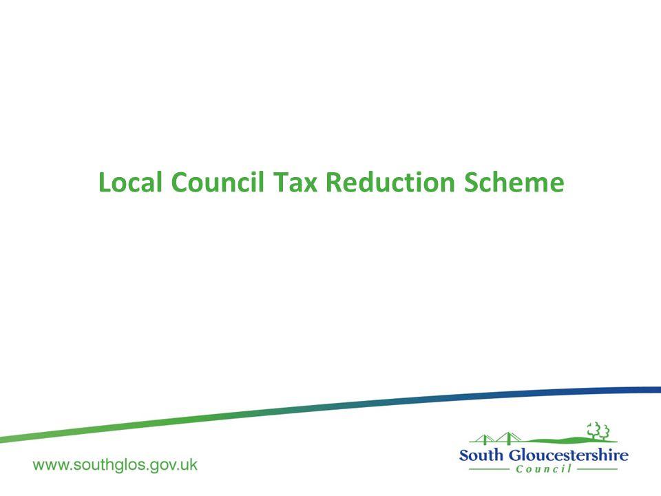 Local Council Tax Reduction Scheme