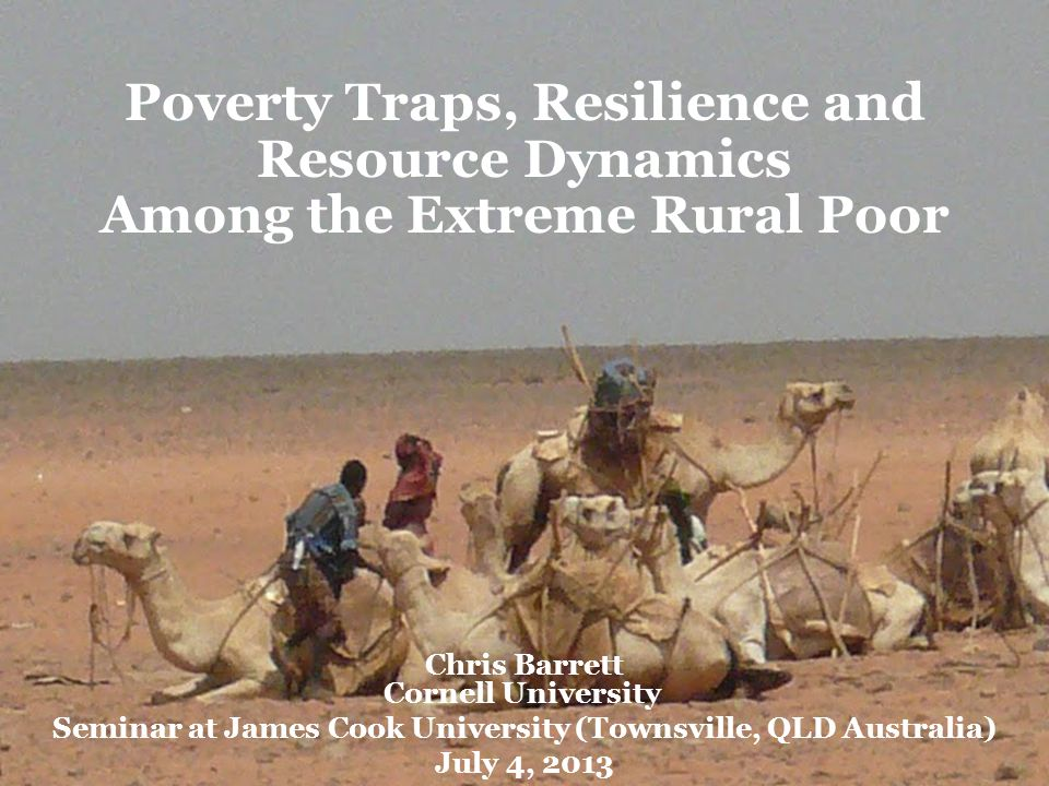 The result is pockets of productive, seemingly sustainable agro-ecosystems punctuated by neighboring economic and ecological problems