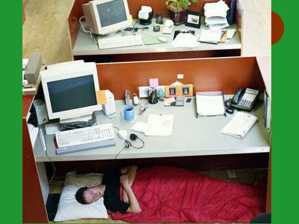 Are you a healthy workaholic.Is work more exciting than family or anything else in your life.