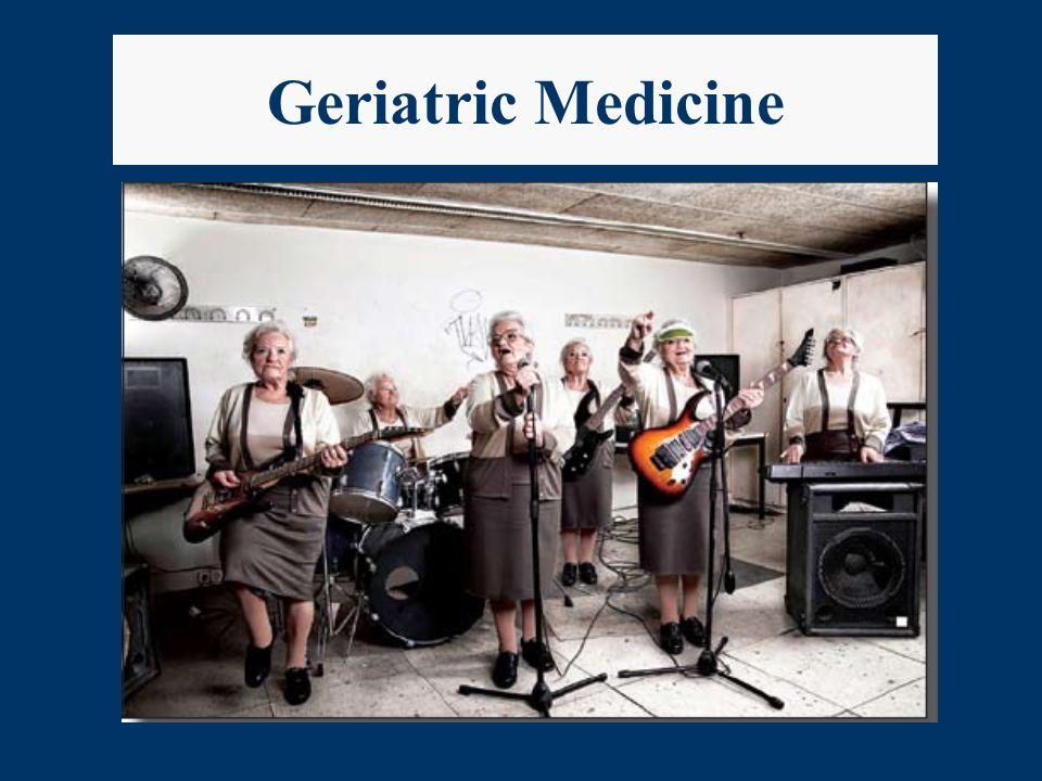 Geriatric Medicine Principles/ Falls Learning Objectives: 1.