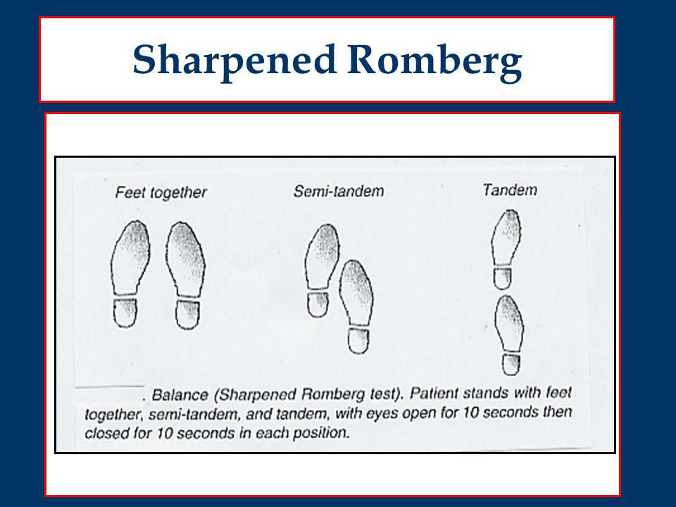Sharpened Romberg