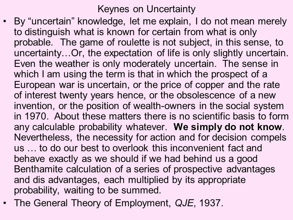 The Neoclassical – Keynesian Synthesis Short – run  Keynesian Unemployment Long – run  Classical Full Employment Sir John Hicks 1904 - 1989 Mr.