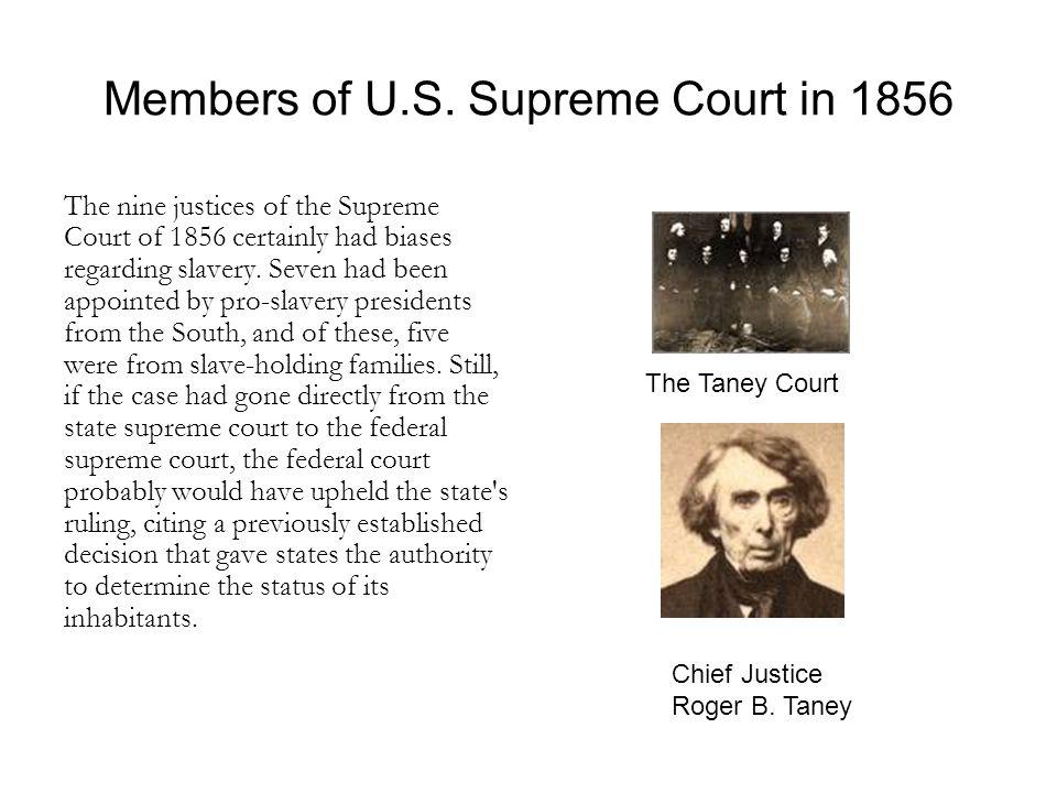 Members of U.S.