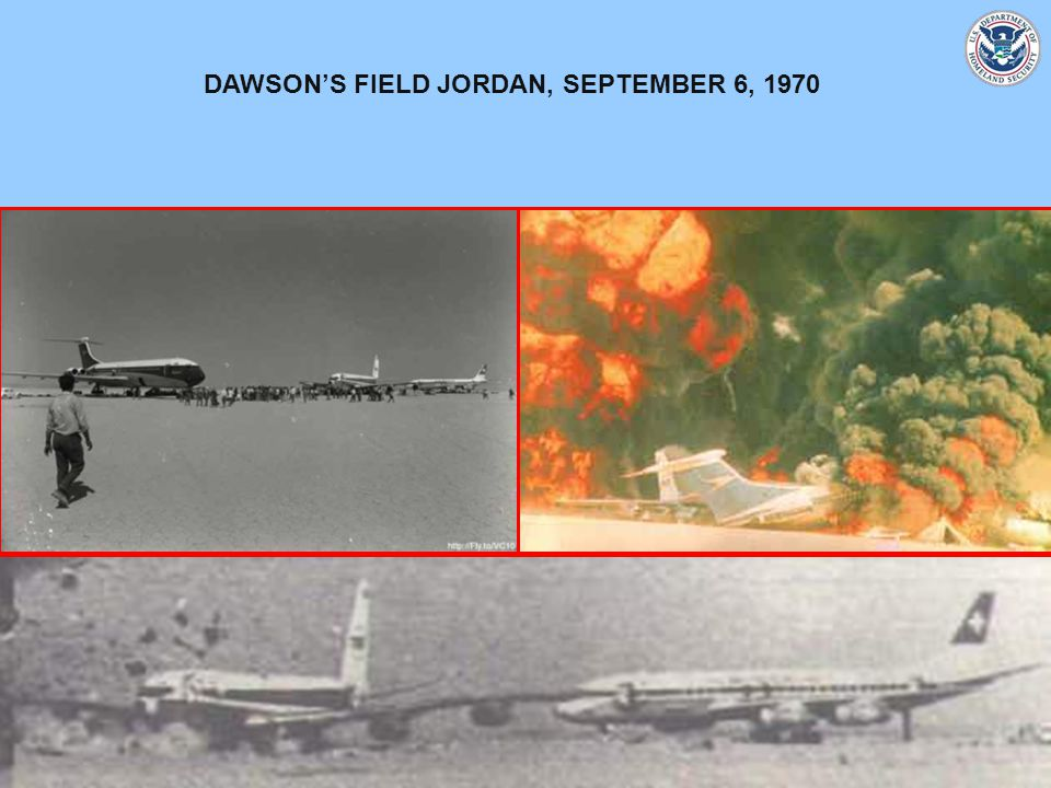 UNCLASSIFIED//FOR OFFICIAL USE ONLY DAWSON'S FIELD JORDAN, SEPTEMBER 6, 1970