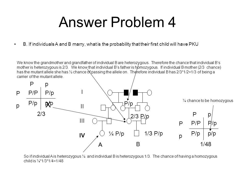 Answer Problem 4 B.