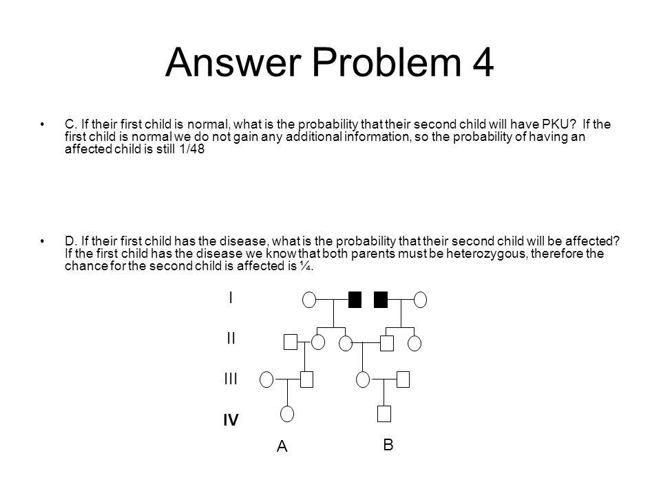 Answer Problem 4 C.