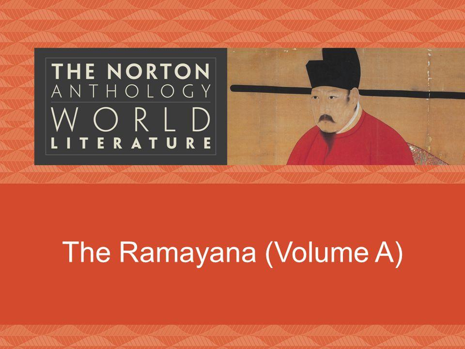 The Ramayana (Volume A)