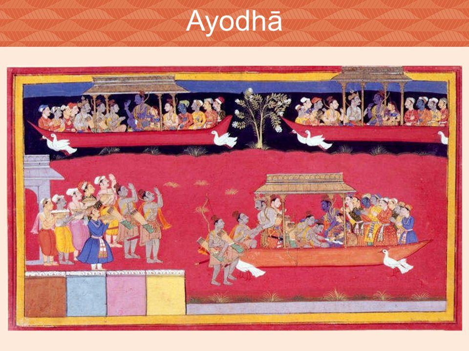 Ayodhā