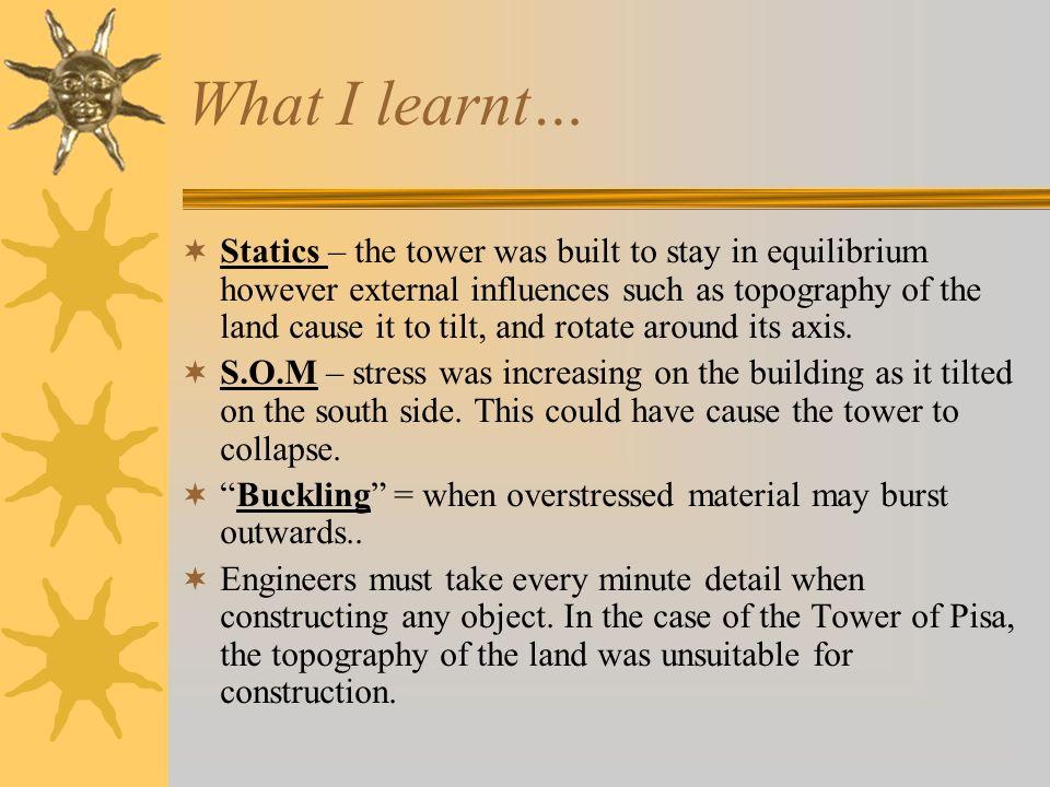 Comparison of Preservation plans.