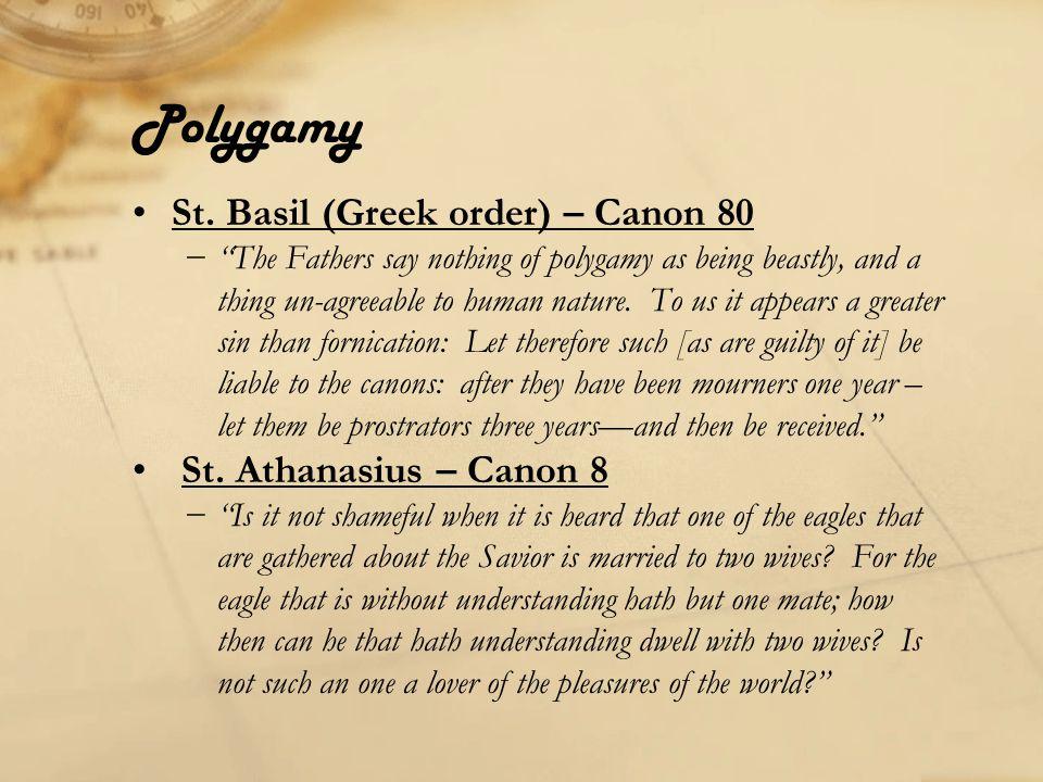 Polygamy St.