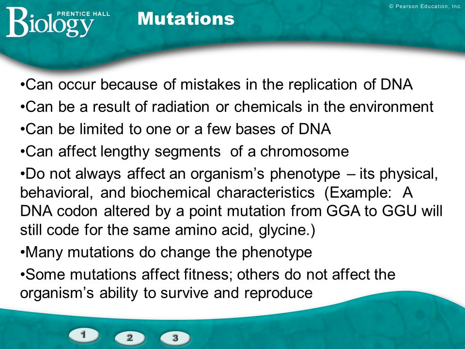 Words to Know The number of phenotypes produced for a given trait depends on how many genes control the trait.
