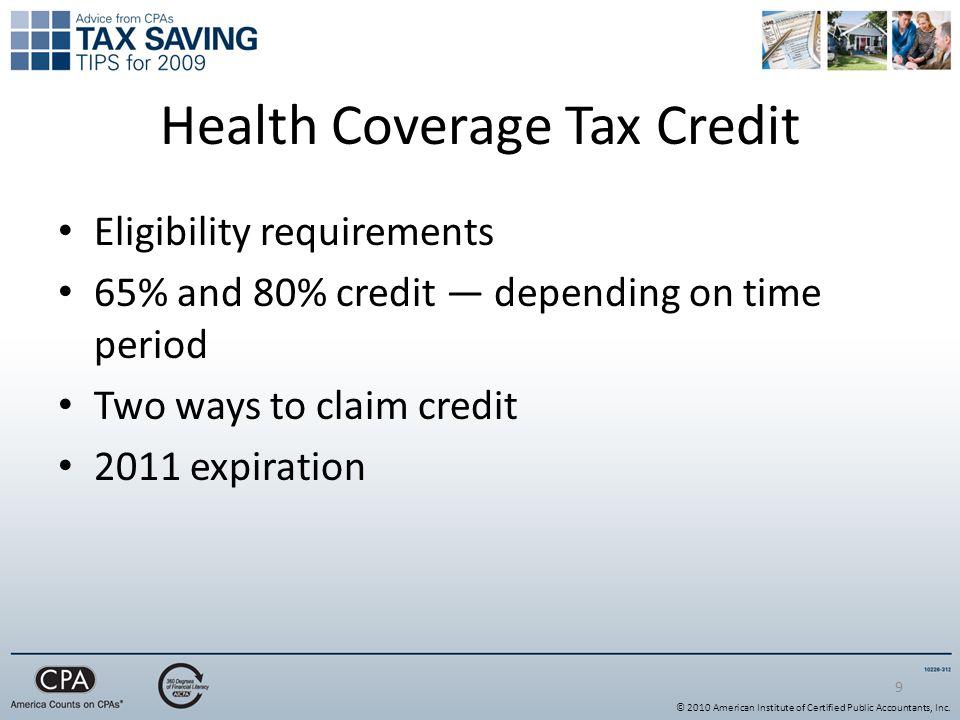 Education Strategies Tax Credits Lifetime Learning Credit U.S.