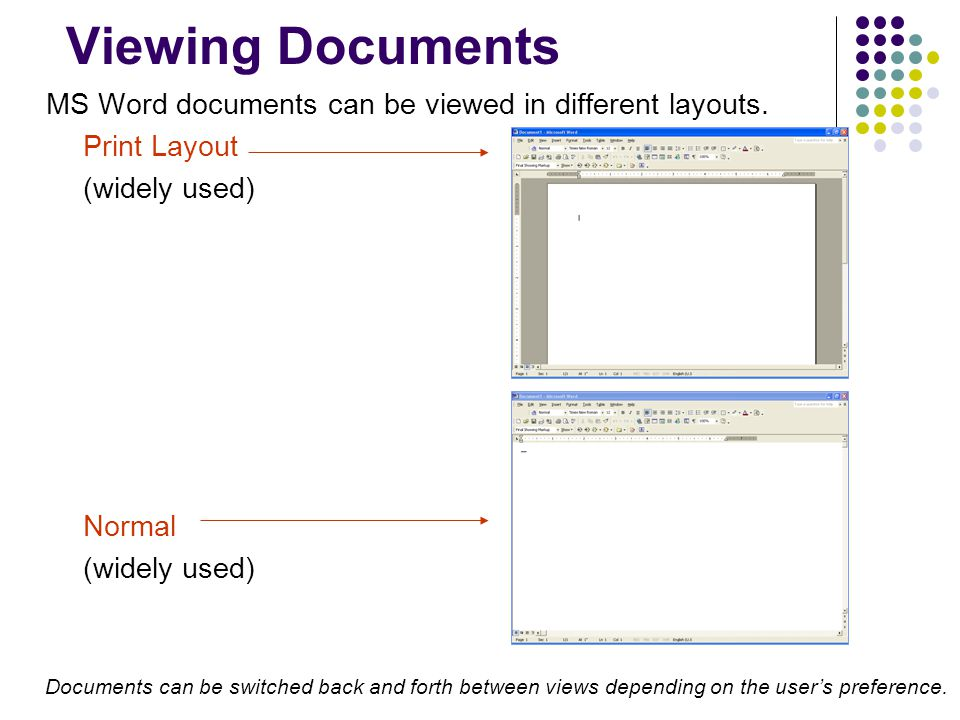 Paragraph Formatting  Line Spacing: The amount of space between lines in a document.
