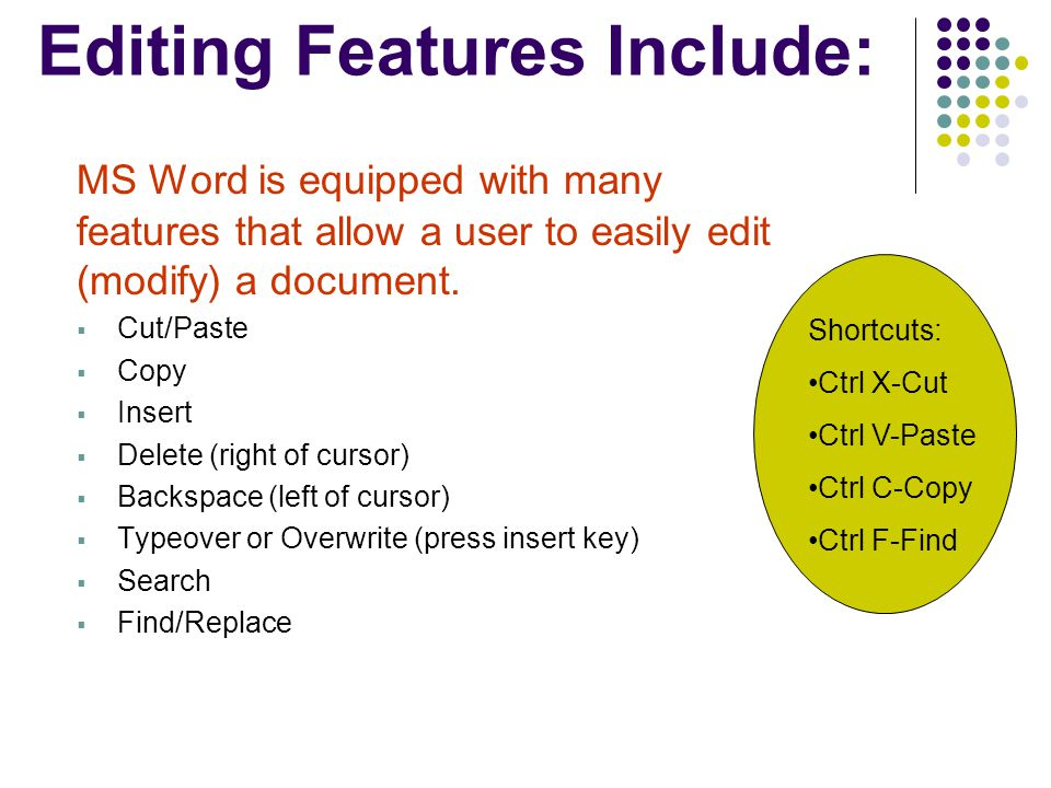 Retrieving Documents The Search feature can be used if a file cannot be found.