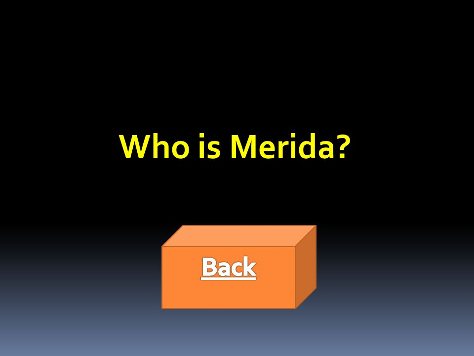 Who is Merida