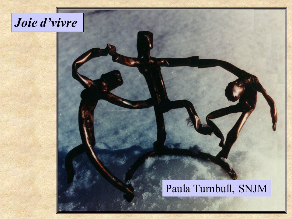 Joie d'vivre Paula Turnbull, SNJM