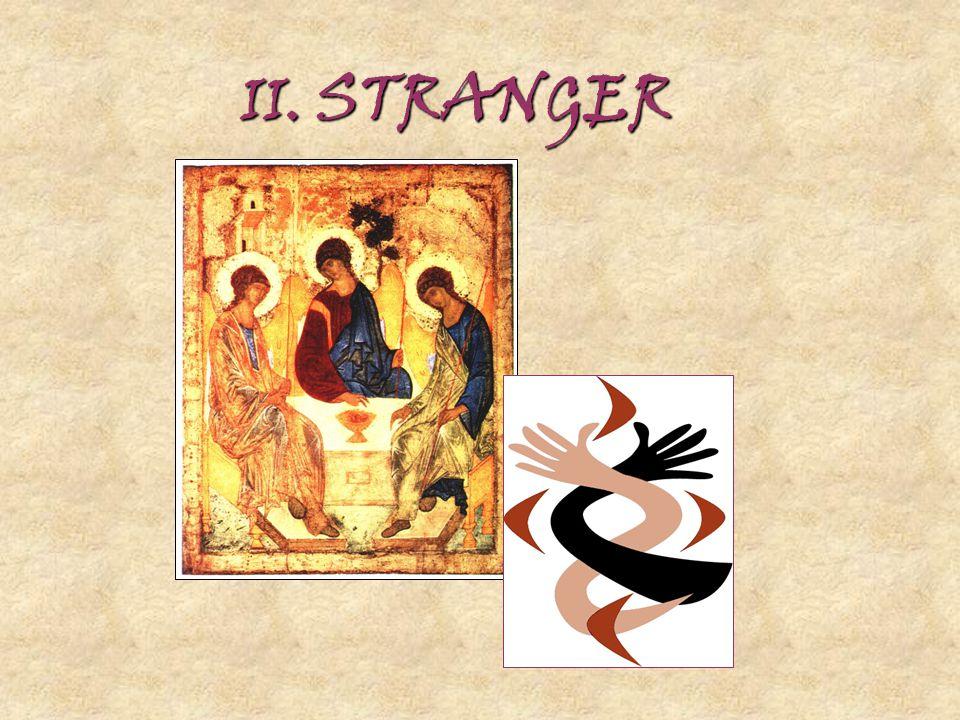 II. STRANGER