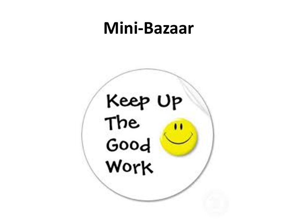 Mini-Bazaar
