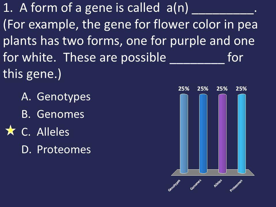 14.The leg-headed (legs instead of antennae) allele is recessive in fruit flies (a).
