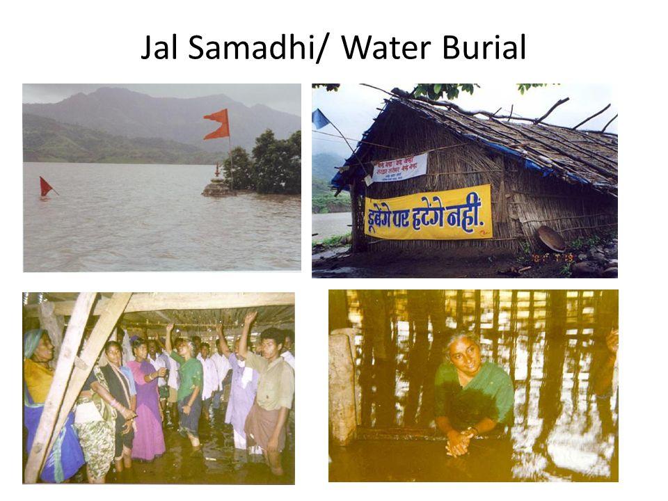Jal Samadhi/ Water Burial
