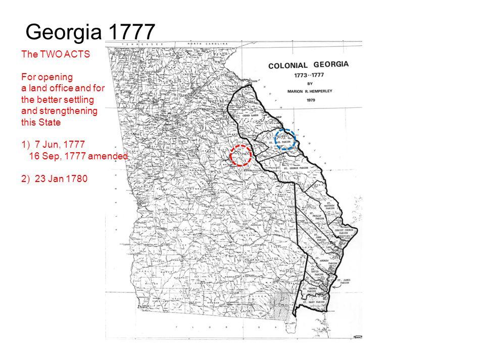 Georgia 1807-1811 Georgia Land Lottery1807 Fortunate Draws 10 Dec 1807 Jones County is Created.