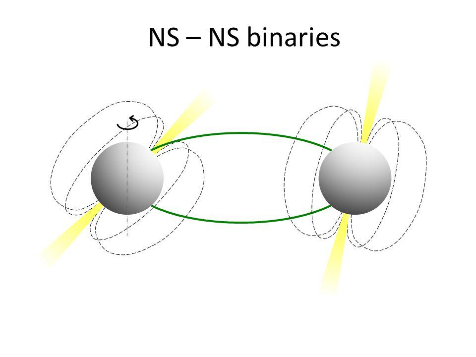 NS – NS binaries
