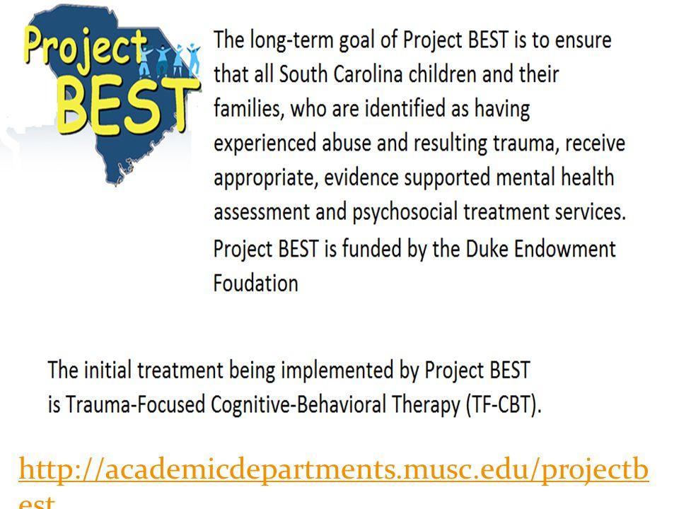 http://academicdepartments.musc.edu/projectb est