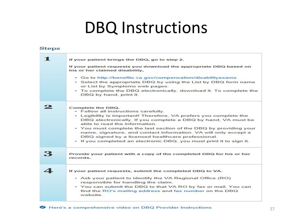 DBQ Instructions 37