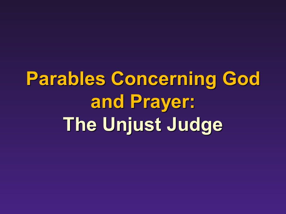 Pharisee and Tax Collector Application Good News: Good News: God is the god of the despairing, the god of the miserable sinners whose situation seems