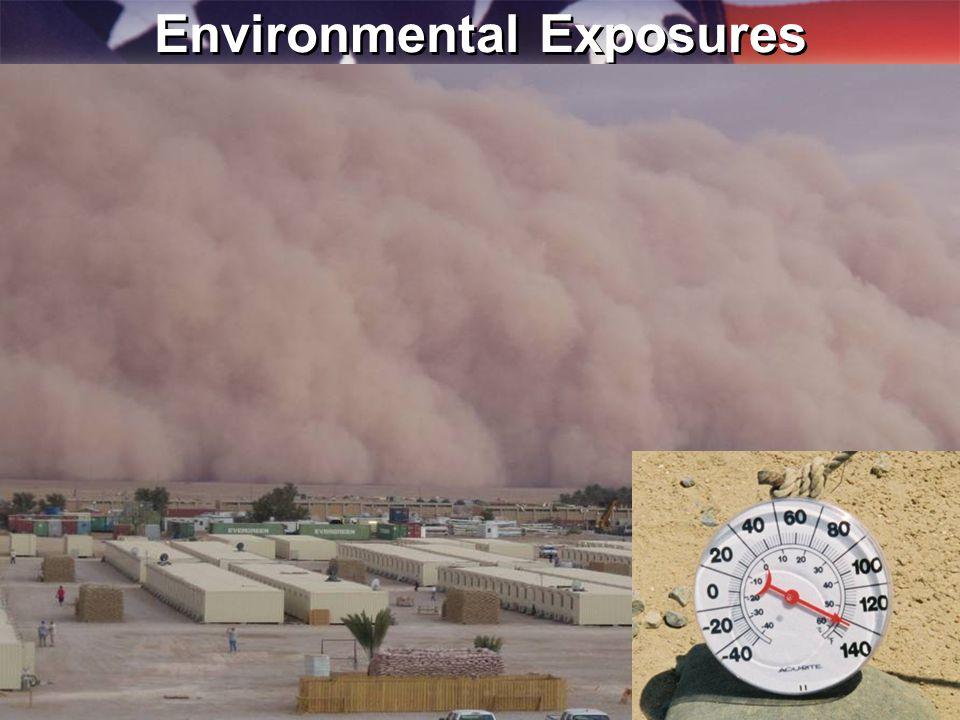Environmental Exposures